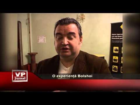 O experiență Bolshoi