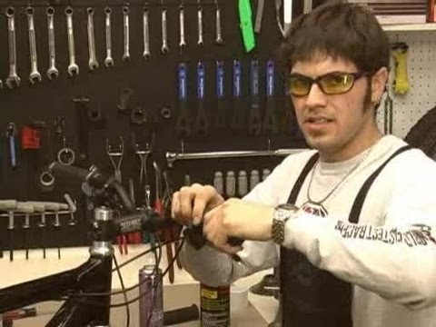 Bicycle - PLEASE REMEMBER: this is not myself in this video. #### Got to be one of the most painful vids to watch at 1h 24mins of cycle repair tips. This specimin...