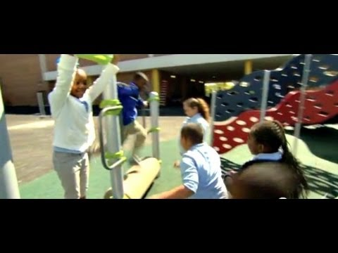 Creating a Healthy Place for Kids in Trenton, NJ