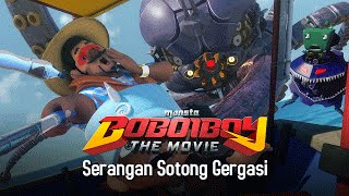 Video Klip BoBoiBoy The Movie: Serangan Sotong Gergasi! MP3, 3GP, MP4, WEBM, AVI, FLV Mei 2019