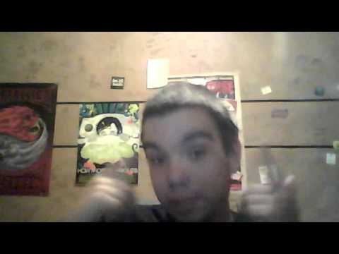 Vlog # 7 Blu-Ray Update, 2001 Maniacs, and Randomness