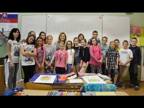 Evita ako učiteľka na základnej škole