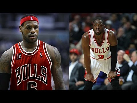 LeBron James Almost Signed With Chicago Bulls