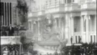 1904 Opening Ceremonies, St Louis Exposition