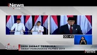 Video Jokowi Kritik Sandiaga soal Defisit Perdagangan Turun dan Stop Impor - Pemilu Rakyat 13/04 MP3, 3GP, MP4, WEBM, AVI, FLV April 2019