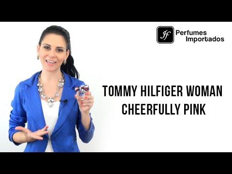 Perfume Tommy Hilfiger Woman Cheerfully Pink Feminino - Eau de Parfum