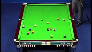 Chinese 8 Ball Masters 2013 - Final (Potts Vs Melling): Part 7