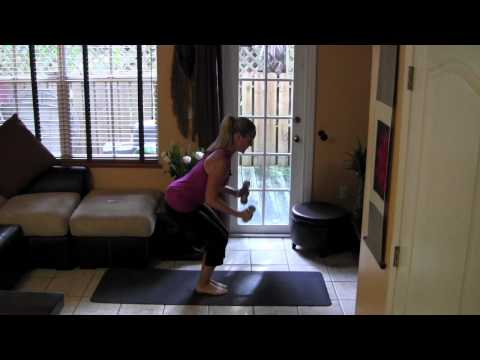 40 Minute Sole Sculpt – Full Length Total Body Fat Burning Home Workout