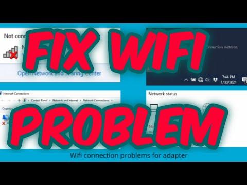 windows 10: How to fix wi-fi connected but no internet access (100% working)#wificonnectednoaccess_Hálózati eszköz videók rendszergazdáknak. Heti legjobbak