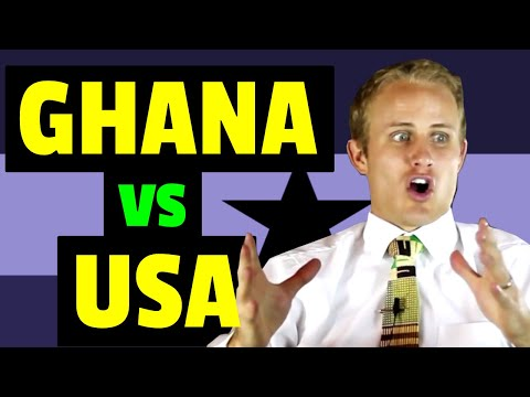 Foreigner REACTS to Ghanaian Life   Ghana is Amazing!