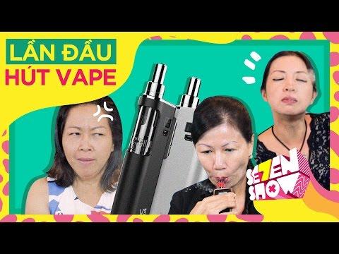 Lần đầu hút Vape