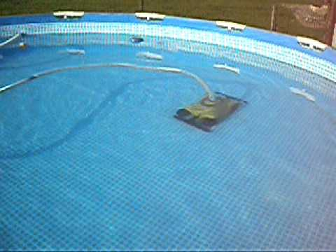 Piscine intex private 4rum for Youtube cash piscine
