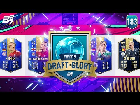 THE COMEBACK OF DREAMS?!? | FIFA 19 DRAFT TO GLORY #183