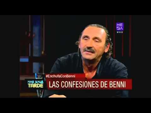 Gabriele Benni y su anécdota como exportador de vacas