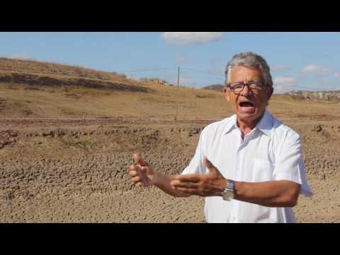 Cachoeira do Alves seca mas Governo do Estado mantém ações de melhorias do açude