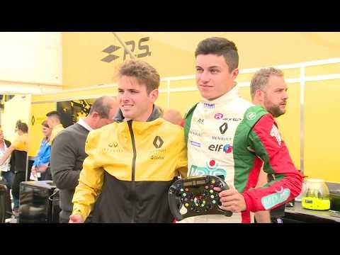 Le marocain Michael Benyahia intègre le Top 3 du Championnat NEC Formule Renault 2.0