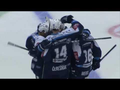 Sestřih zápasu - HC Škoda Plzeň vs Bílí Tygři Liberec (5:1)