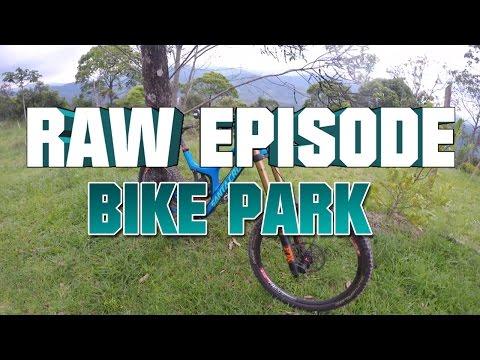RAW Episode Nº1 - Bike Park - Deslizamento