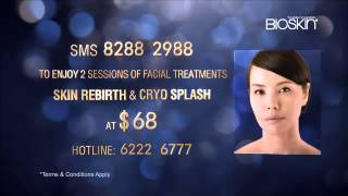 BIOSKIN TVC - ZOE TAY SKIN REBIRTH FACIAL TREATMENT (ENGLISH)