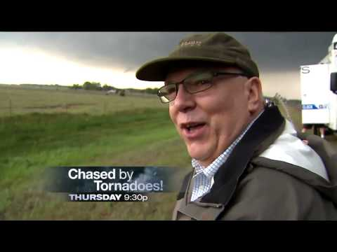 Tom Skiling Chase By Tornadoes Half Hour Special Video