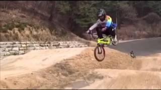 2015 XEEWorks BMX팀 & 크라운해태BMX팀 훈련영상