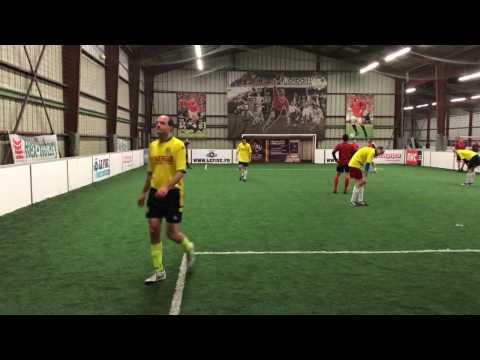 Vidéo du match Qataris 14-14 Vieilles Gloires