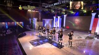 Download Lagu 110121 Asia Model Festival Awards - SNSD Hoot [소녀시대 - 훗] Mp3