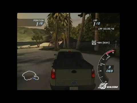 Ford Racing 3 Playstation 2