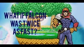 What if Falcon was Twice as Fast?