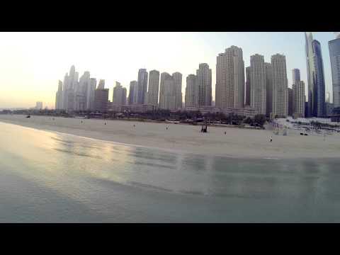 Dubai Drone Video