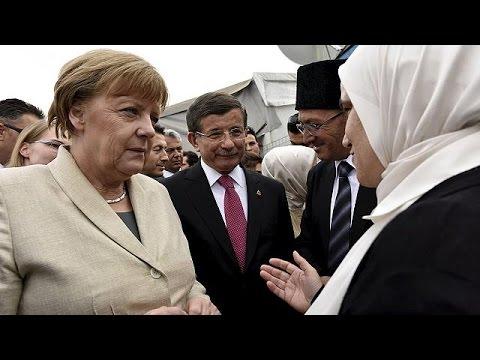 Ξανά στην Τουρκία η Άνγκελα Μέρκελ