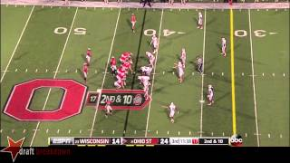 Warren Herring vs Ohio State (2013)