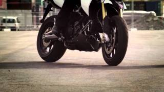 3. Aprilia Dorsoduro 1200. Official Video.