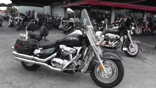 4. 106158 - 2006 Suzuki Boulevard C90T - VL1500 - Used Motorcycle For Sale