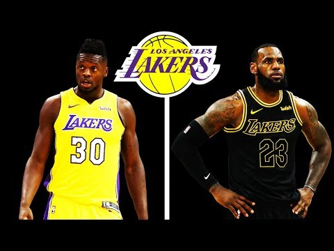 The Future of the Lakers with Julius Randle or Lebron James