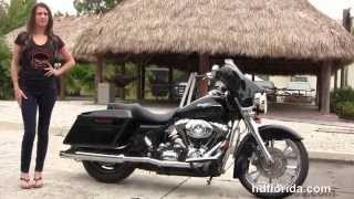 8. Used 2008 Harley Davidson Street Glide for sale in Sanford FL