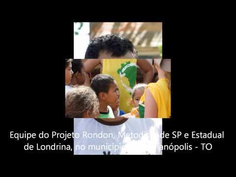 Podcast - Secretário municipal  fala sobre o Projeto Rondon em Marianópolis-TO