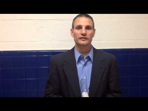 Men's Basketball: Coach Siverling Recaps 64-57 Win Over Viterbo