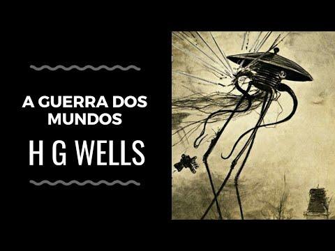 A Guerra dos Mundos, de H G Wells