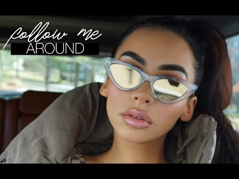 FOLLOW ME AROUND: HORSEBACK RIDING, NYFW +BIG UNBOXING