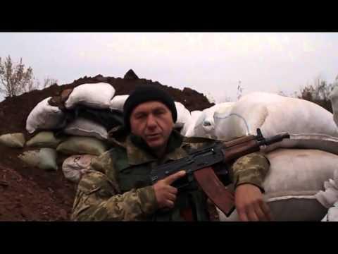Репортаж мелітопольського журналіста з передової (відео)