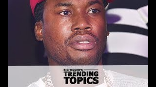 Meek Mill Arrested + 50 Cent Leaked Power Episodes! : The Big Tigger Show