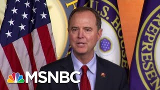 Trump Impeachment Inquiry Banks Evidence As Witnesses Testify | Rachel Maddow | MSNBC