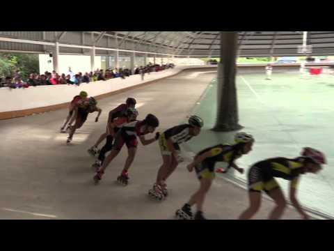 Patinaje Velocidad Liga Nacional Clubes en Amaya (2)