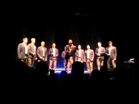 Straight No Chaser final encore State Theater 2015