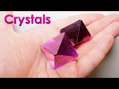 How to Make Large Bismuth Crystals - RepeatYT - Twoje utwory w petli!