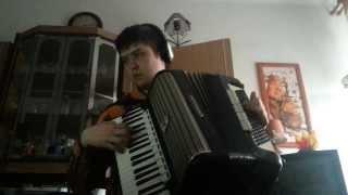 Poparzeni Kawą Trzy - Byłaś dla mnie wszystkim - akordeon