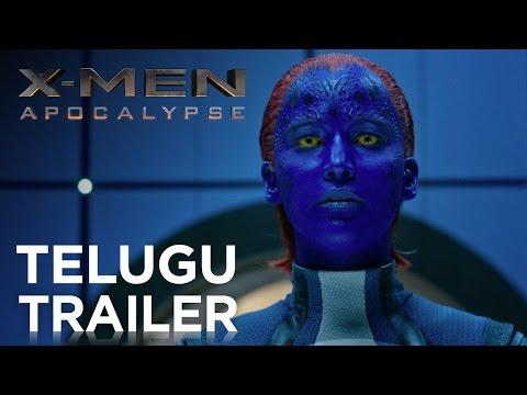 X-MEN: APOCALYPSE | Official Telugu Trailer | Fox Star India