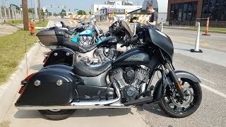 8. Review of the Indian Chieftain