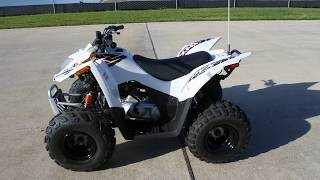 9. 2015 Arctic Cat DVX 90 Overview and Review